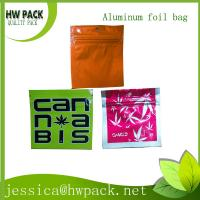 Quality small colored zipper bag for sale