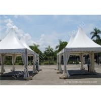 Wholesale Out door Car Exhibition Clear Span Fabric Buildings White PVC Textile Cover from china suppliers