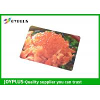 Wholesale Colorful Printed Dining Table Placemats Anti Slip OEM / ODM Available 45X30CM from china suppliers