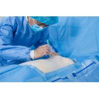 Wholesale Blue Disposable Surgical Packs Cardiovascular Sterile Surgical Kit OEM Accepted from china suppliers