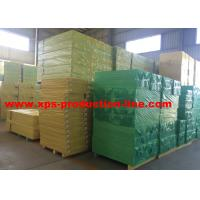 Wholesale 2000 X 600 X 80 MM Remarkable Fire Resistance XPS Foam Board For Plaza / Parking Decks from china suppliers