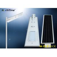 Wholesale All in One Smart 40 Watt High Lumen Solar Lights with Lithium Battery from china suppliers