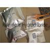 Buy cheap Raloxifene Hydrochloride Anti Estrogen Steroid Light Yellow Powder CAS 82640-04-8 from wholesalers