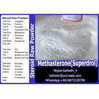 Wholesale Steroid Raw Powder Methasterone(Superdrol) / Methyl-Drostanolone / Methyldrostanlone CAS: 3381-88-2 from china suppliers