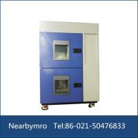 Buy cheap high quality ex-work price high temperature thermal shock test  chamber from wholesalers