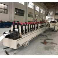 Wholesale Heavy Duty Warehouse Rack Roll Forming Machine Galvanized Steel Roll Forming Equipment from china suppliers
