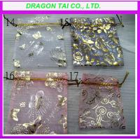 Wholesale Organza Wraps Bags, customized size are available from china suppliers