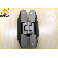 Wholesale 3d Adjustable Concealed Hinge Of Interior Steel Aluminium Door from china suppliers