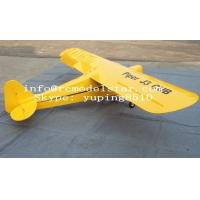"Wholesale Piper J3 30cc 92"" Rc airplane model, remote control plane from china suppliers"