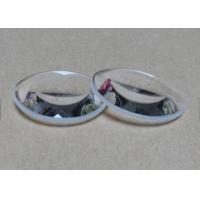 Buy cheap CaF2 Optic Lens Meniscus Uncoated Lens , ROHS / SGS approval from wholesalers