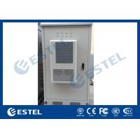 Quality Double Wall Sanwich Outdoor Telecom Cabinet, Outdoor Communication Cabinets for sale