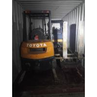 Wholesale 2 Units Toyota 3 ton Forklift Sold To Omen from china suppliers