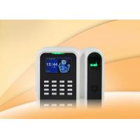 Wholesale High speed network biometric fingerprint time clock system with ID Card for office , school , banks from china suppliers