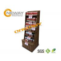 Wholesale Wholesale Quality Oreo Cookies Paper Display Stands/ Cardboard Floor Displays from china suppliers