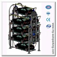 Wholesale 8 10 12 14 Sedans Vertical Rotary Auto Parking Equipment from china suppliers