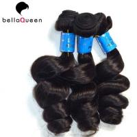 Wholesale 100% Natural Burmese Remy Human Hair , 10-30 Inch Loose Wave Hair Extensions from china suppliers