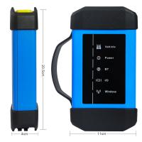 China Wifi Bluetooth Heavy Duty Truck Diagnostic Tool Original Launch X431 V+ HD3 on sale