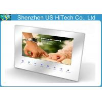 Wholesale Remote Control MP3 / WMA 8 Inch Digital Photo Frame By LCD Screen 800x600 from china suppliers