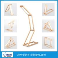 Wholesale New fashion creative LED folding lamp led children's learning eye Transformers 4-stage folding lamp from china suppliers