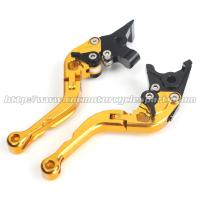 Wholesale CNC Billet Motorcycle Brake Parts For BMW K 1200 R R1200R Adjustable Levers from china suppliers