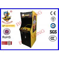 Wholesale 19''Inch LCD Screen Upright Arcade Game Machine Coin Operated two players with Sanwa Joysticks from china suppliers