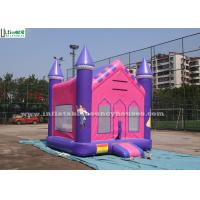 Wholesale Princess Palace Inflatable Bounce Houses from china suppliers
