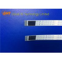 Wholesale Pitch 0.5mm Flexible Shielded FFC Cable Customized With Conductor Drouned from china suppliers