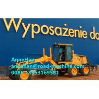 Wholesale Small Motor Graders , GR215 Blade Grader With Weichai Engine And Zf Gearbox from china suppliers