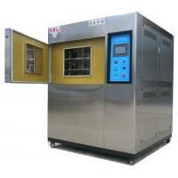 Wholesale Temperature Shock Test Vibration Testing Lab , Environmental Testing Labs Vibration Chamber from china suppliers