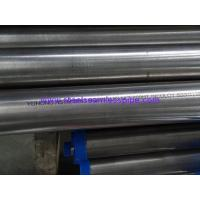 Wholesale Nikel Alloy Pipe, Incoloy 800, 825,880, Inconel 600,601,625,718. Monel 400, 17-4PH,Seamless ,Welded from china suppliers