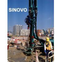 Wholesale Safety Hydraulic Crawler Drills For Precipitation Hole And Underground Micro Piles from china suppliers
