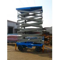 Wholesale 20m Hydraulic Lift Platform , Electric Movable Self Propelled Scissor Lift from china suppliers