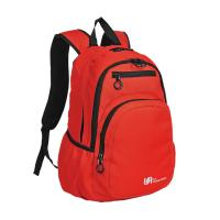 Buy cheap Unisex Travel Backpack Bags , 3 Compartment Polyester Anti Theft Laptop Bag from wholesalers