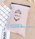 Wholesale Apparel Garment Clothing package PE slider zip bag, zipper ziplock packaging bags with slider zipper,pvc packaging bags from china suppliers