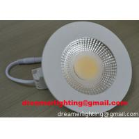 China 180MM 15W COB LED panel light on sale