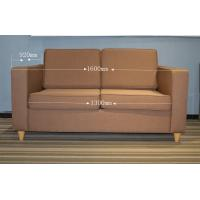 Wholesale Wood frame , fabric Material Hotel Lobby Sofa Bed with mattress for Modern Hotel from china suppliers