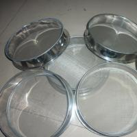 Wholesale woven mesh standard test sieve from china suppliers