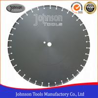 Wholesale 550mm Circular Saw Diamond Blade Laser Welding Diamond Concrete Saw Blades from china suppliers