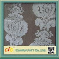 Wholesale Fashion Unique Design Modern Curtain Fabric , Wholesale Curtain Fabric Shrink-Resistant from china suppliers
