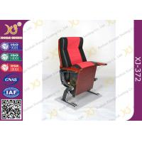 Wholesale Meeting Room Aluminum Church Hall Chairs with Double Legs Multiple Colours Painted from china suppliers