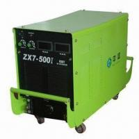 Buy cheap Hot-selling IGBT DC Inverter MMA Welder with 500Amp Rated Output from wholesalers