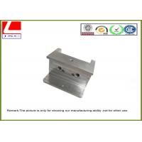 Wholesale Micro Custom CNC Aluminium Machining Adapter Front With Nature Anodization from china suppliers