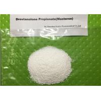 Wholesale Injectable Muscle Gain Raw Steroid Powders Bulking Cycle Drostanolone Propionate Powder from china suppliers