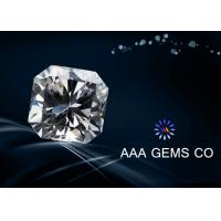 Wholesale Gorgeous Fancy Enhanced Moissanite White Forever Brilliance Grade from china suppliers