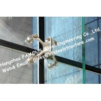 Wholesale Point Fixed Glass System Curtain Walls Cable Tensioned Façade Supporting Starglass System from china suppliers