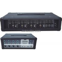 Wholesale Multi Channel DJ Power Amplifer Mixer With MP3 For Karaoke from china suppliers
