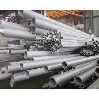 Wholesale Mechanical ASTM A312 Stainless Steel Boiler Tube , Precision Rolled Seamless Pipe from china suppliers