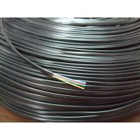 Wholesale Black Spiral Cord RJ11 Telephone Cable PU Jacket / 4P4C RJ45 from china suppliers