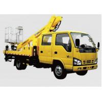 Wholesale 16m Truck Mounted Lift from china suppliers