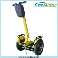 Wholesale City Model Yellow Balance Electric Scooter / 2 Wheel Electric Standing Scooter 2000W 72V from china suppliers